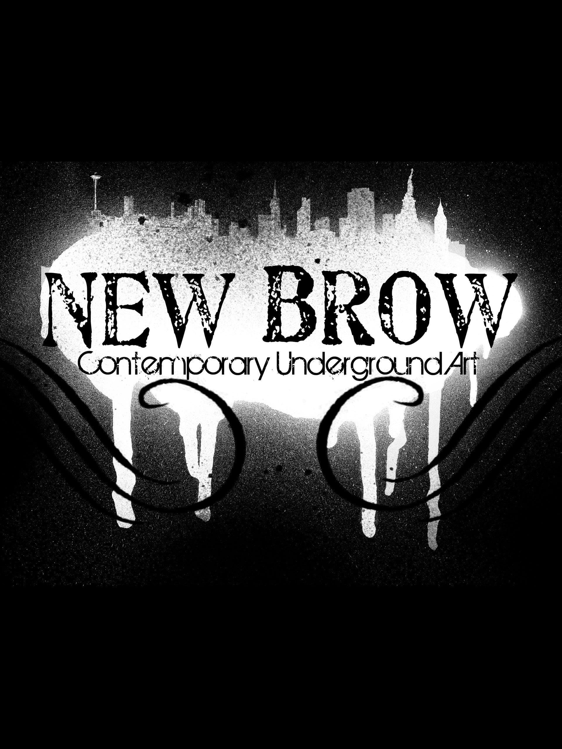 Ver New Brow: Contemporary Underground Art Online HD Español (2009)