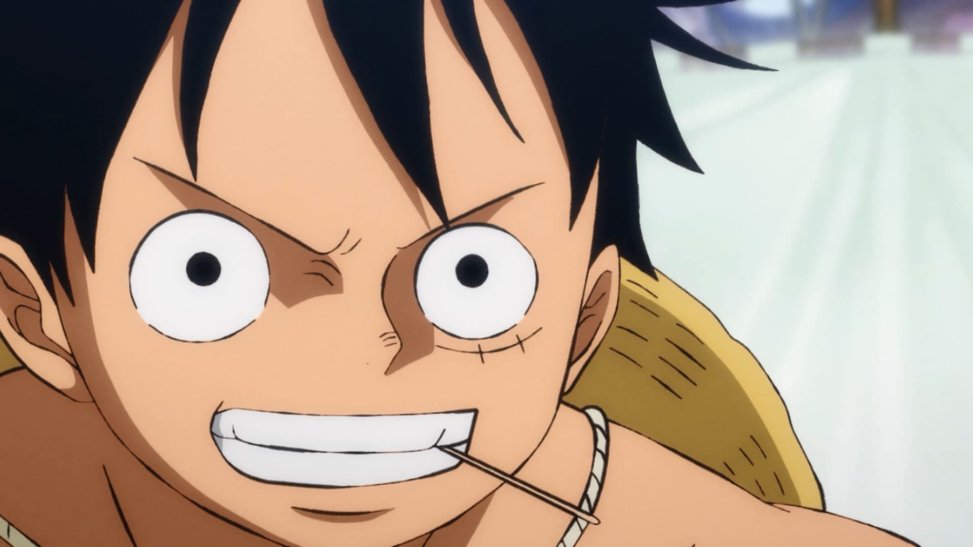 One Piece Season 21 :Episode 903  A Climactic Sumo Battle! Straw Hat vs. the Strongest Ever Yokozuna!