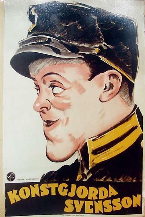 Ver Konstgjorda Svensson Online HD Español (1929)
