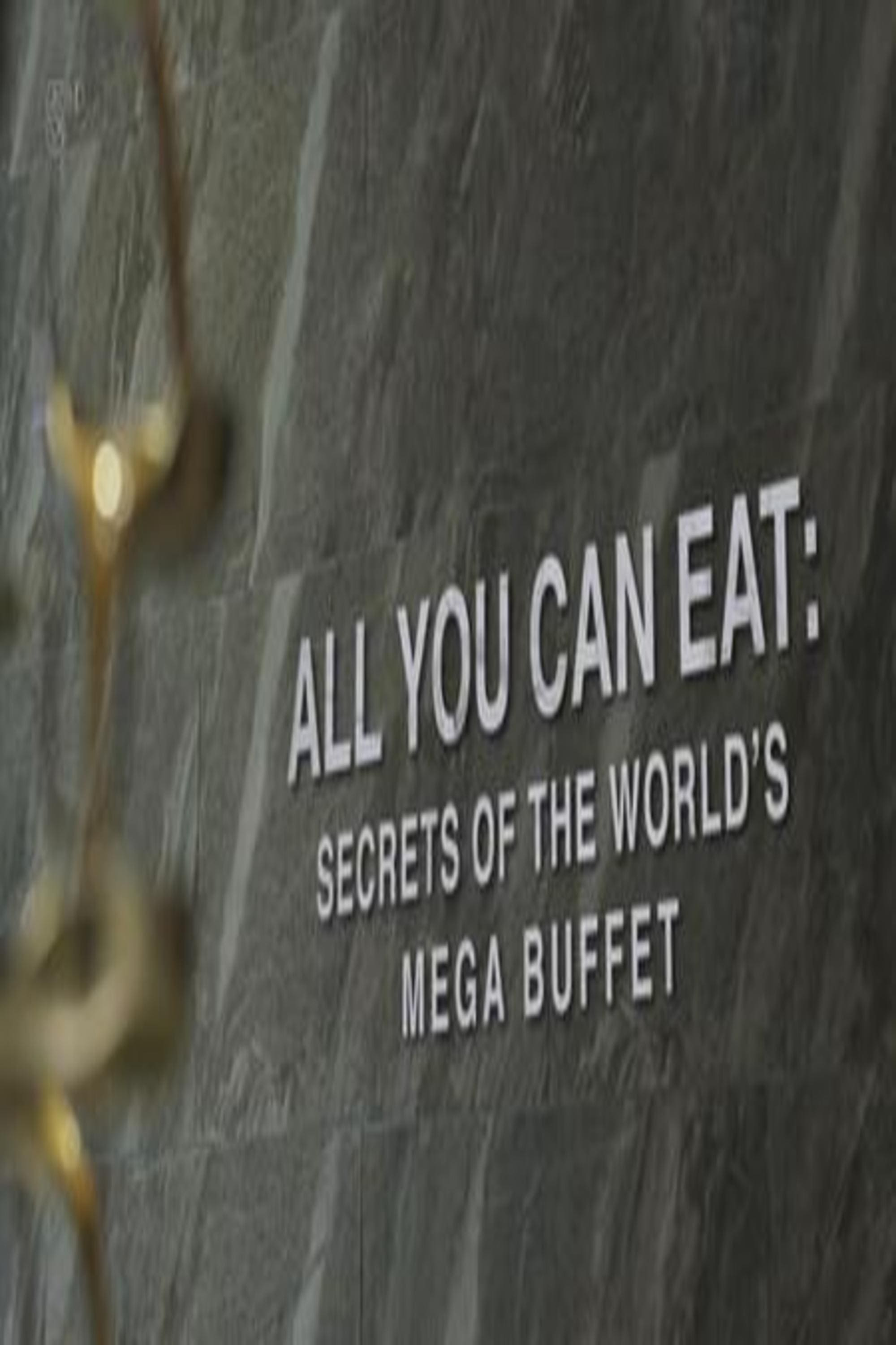 All You Can Eat Secrets Of The Worlds Mega Buffet 2019 (2019)