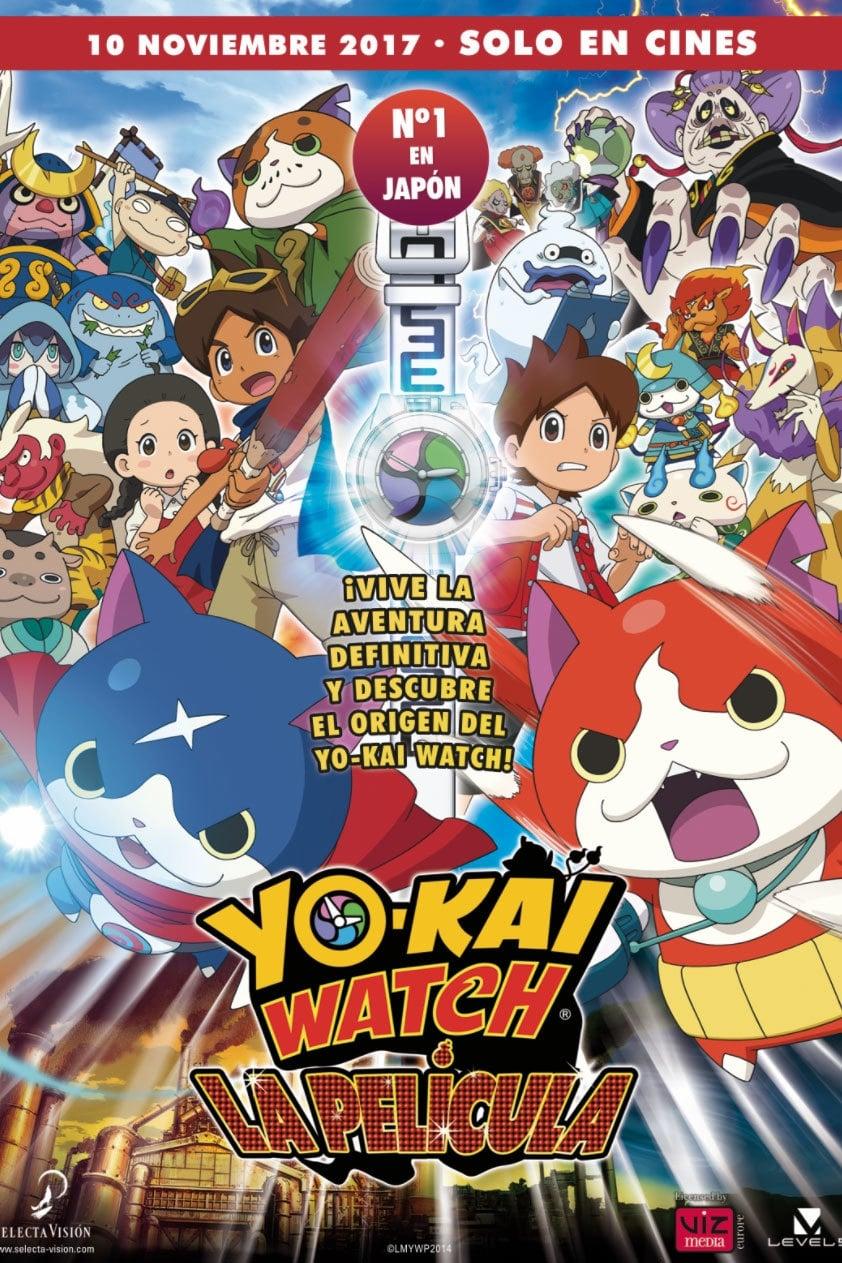 Yo-kai Watch the Movie: It's the Secret of Birth, Meow!