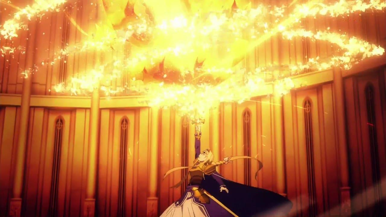 Sword Art Online Season 3 :Episode 22  Titan of the Sword