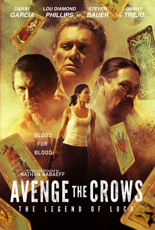 Ver Avenge the Crows: The Legend of Loca Online HD Español (2017)