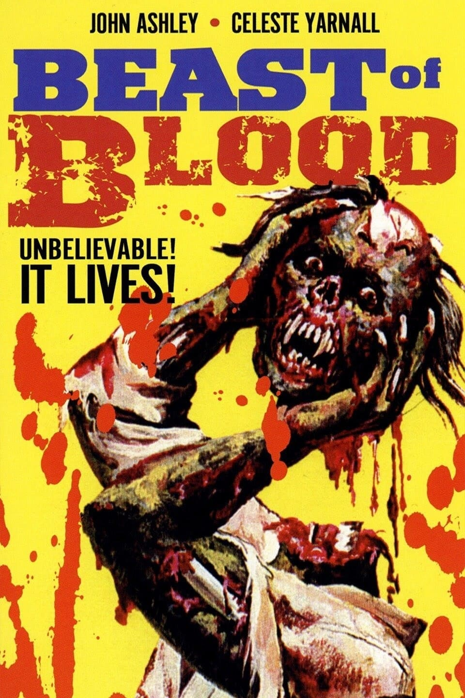 Beast of Blood on FREECABLE TV