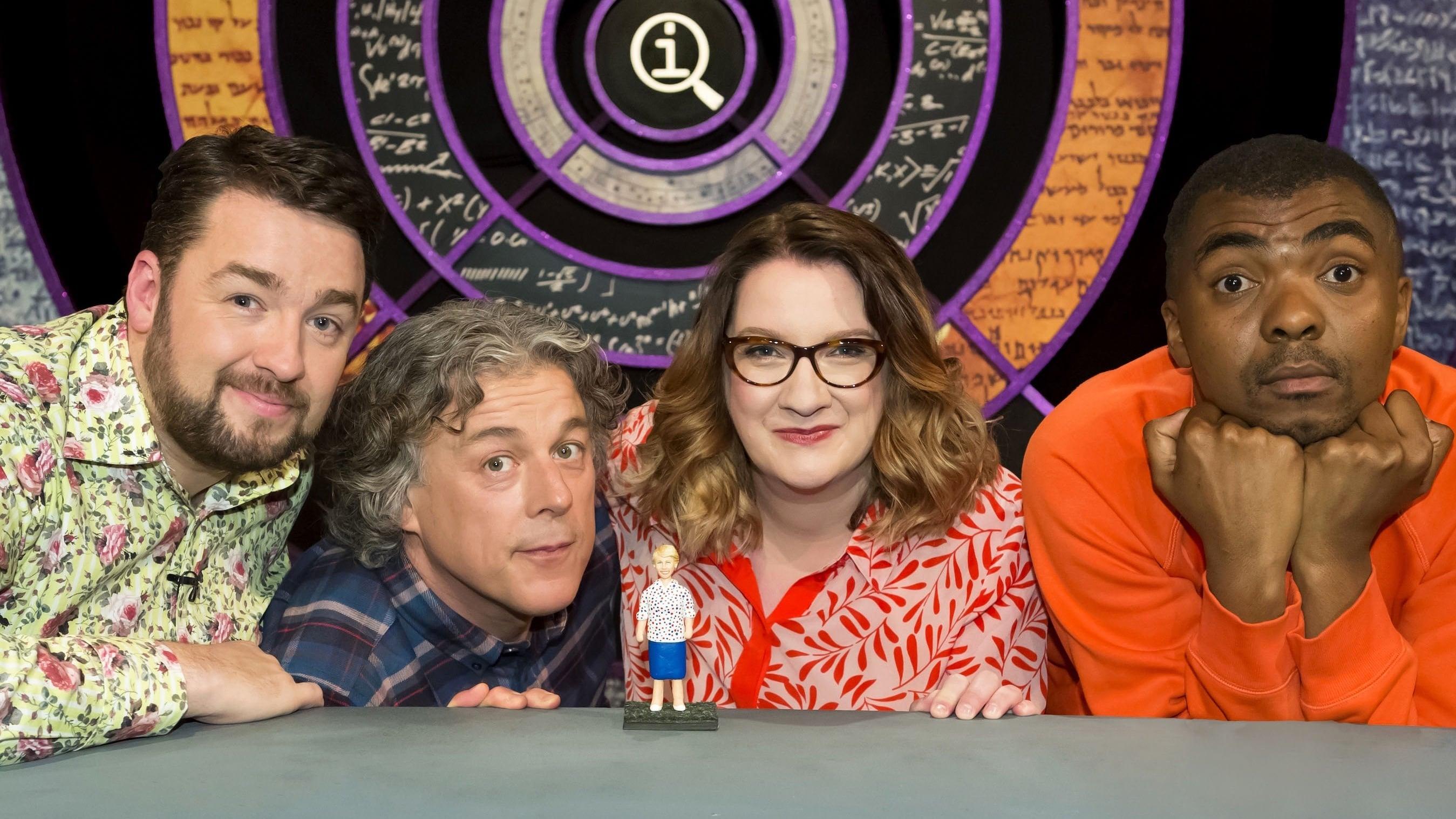 QI Season 17 :Episode 1  Quirky