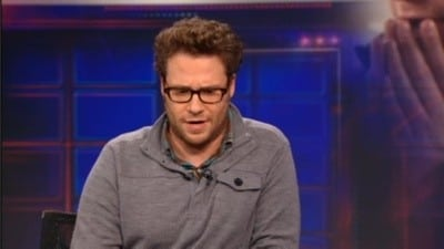 The Daily Show with Trevor Noah Season 16 :Episode 122  Seth Rogen