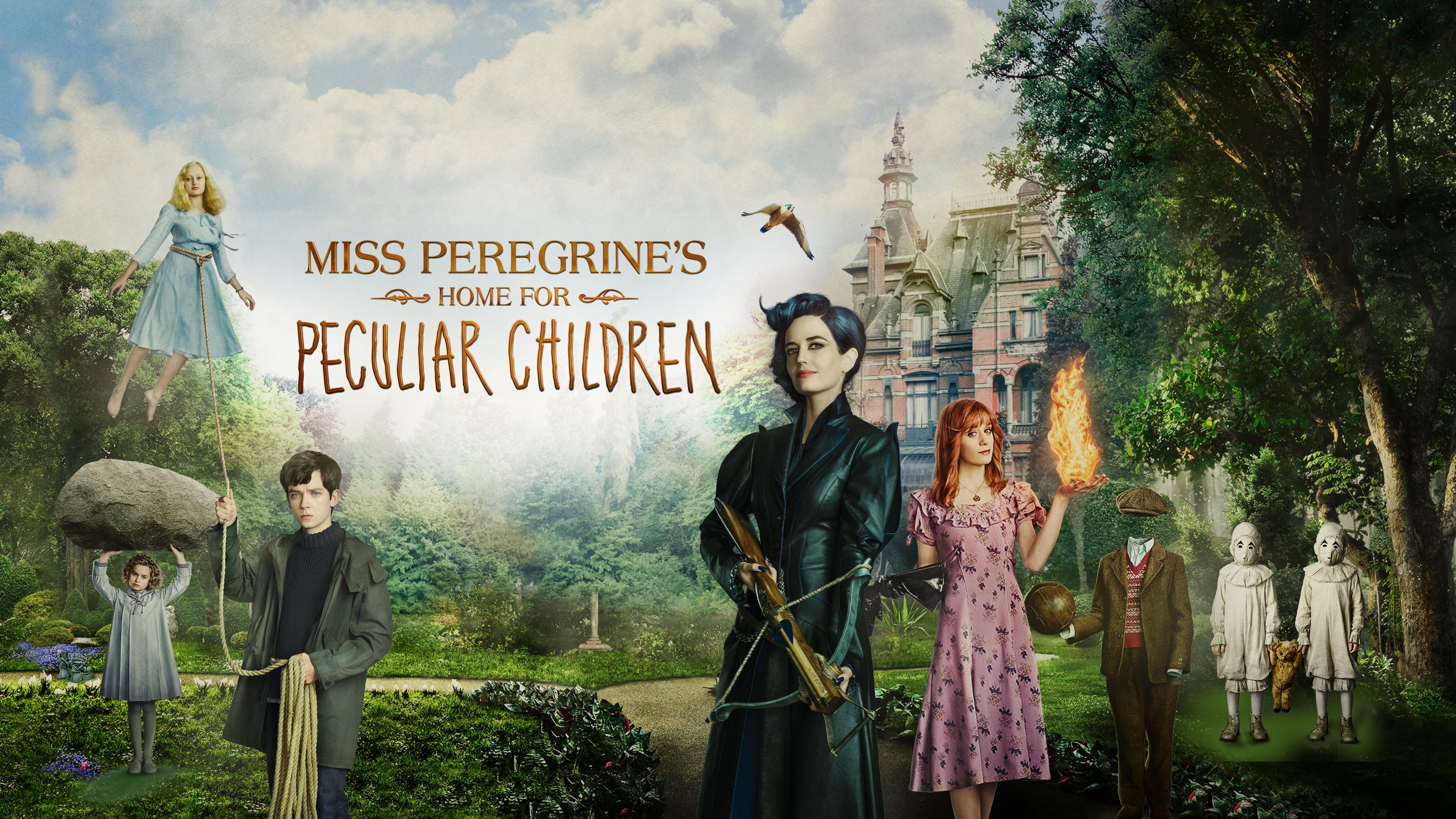 Miss Peregrine Streaming