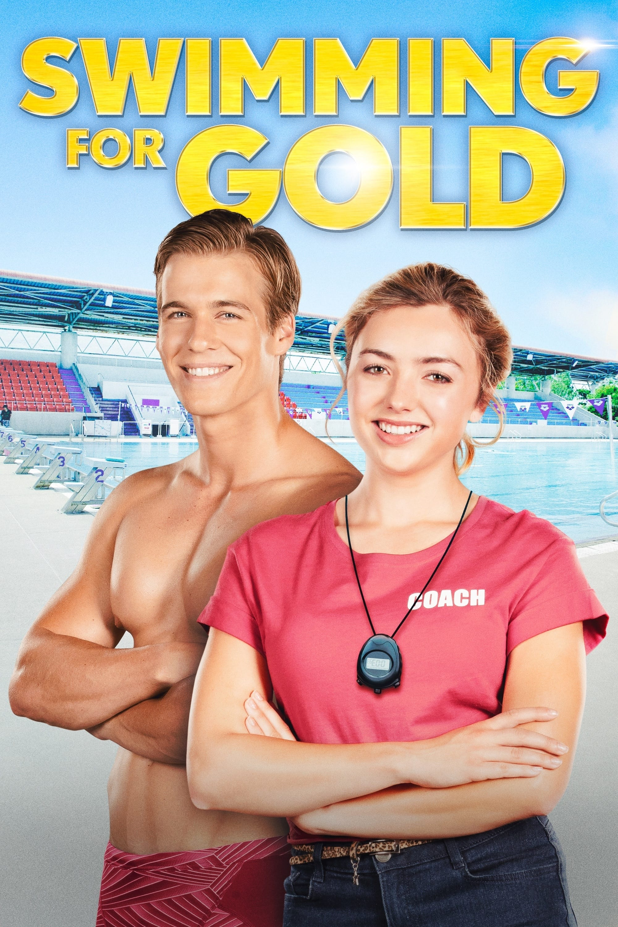 Swimming for Gold Legendado