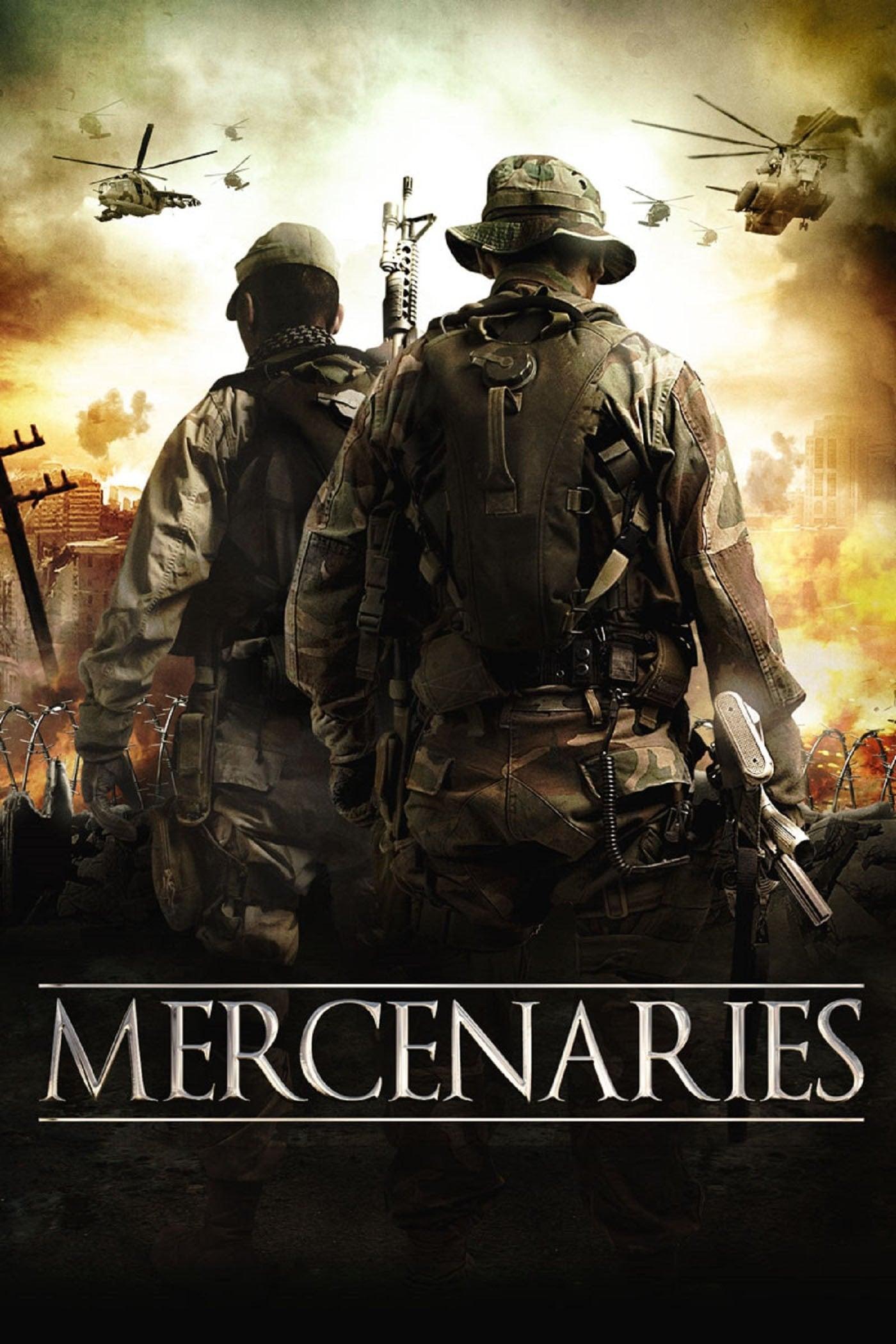 Mercenaries on FREECABLE TV