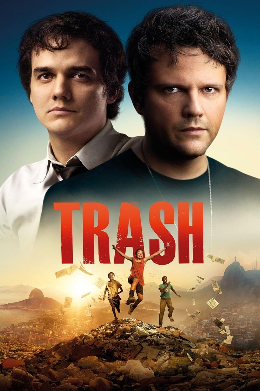 Trash: A Esperança Vem do Lixo Dublado