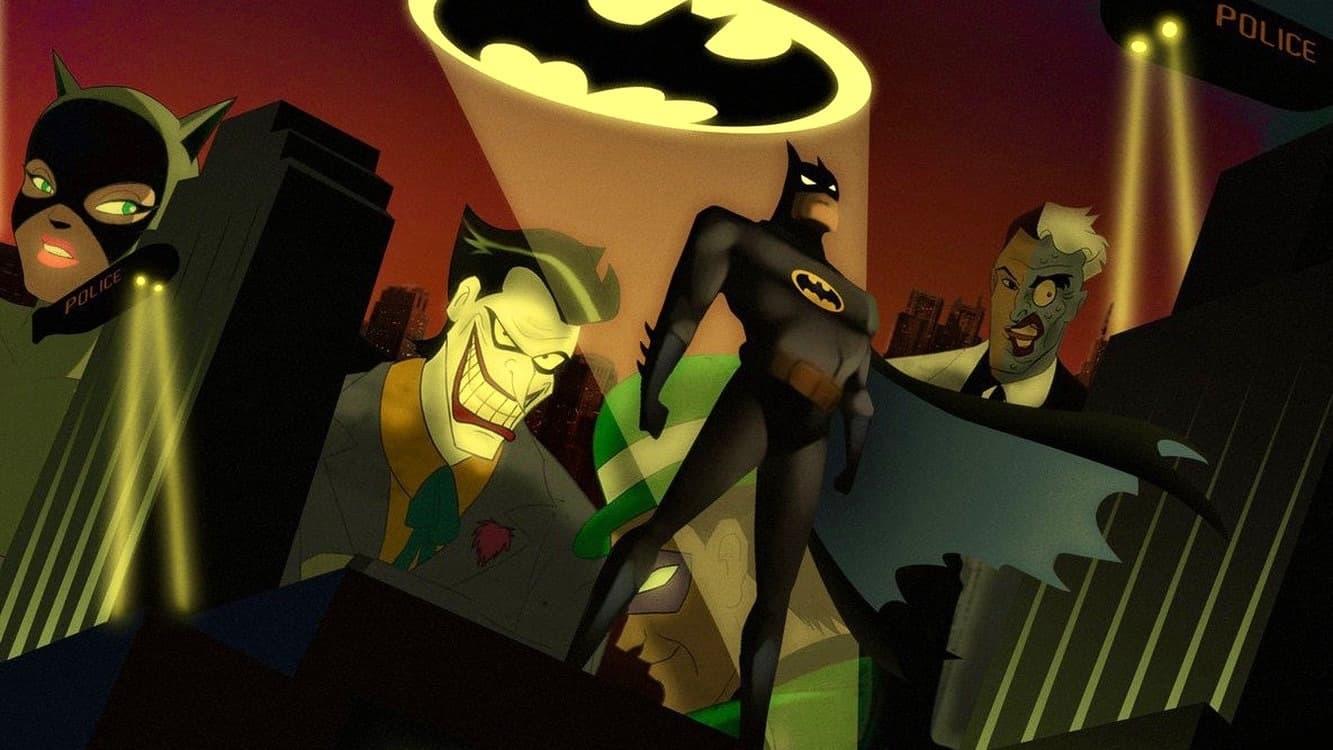 Batman: La serie animada