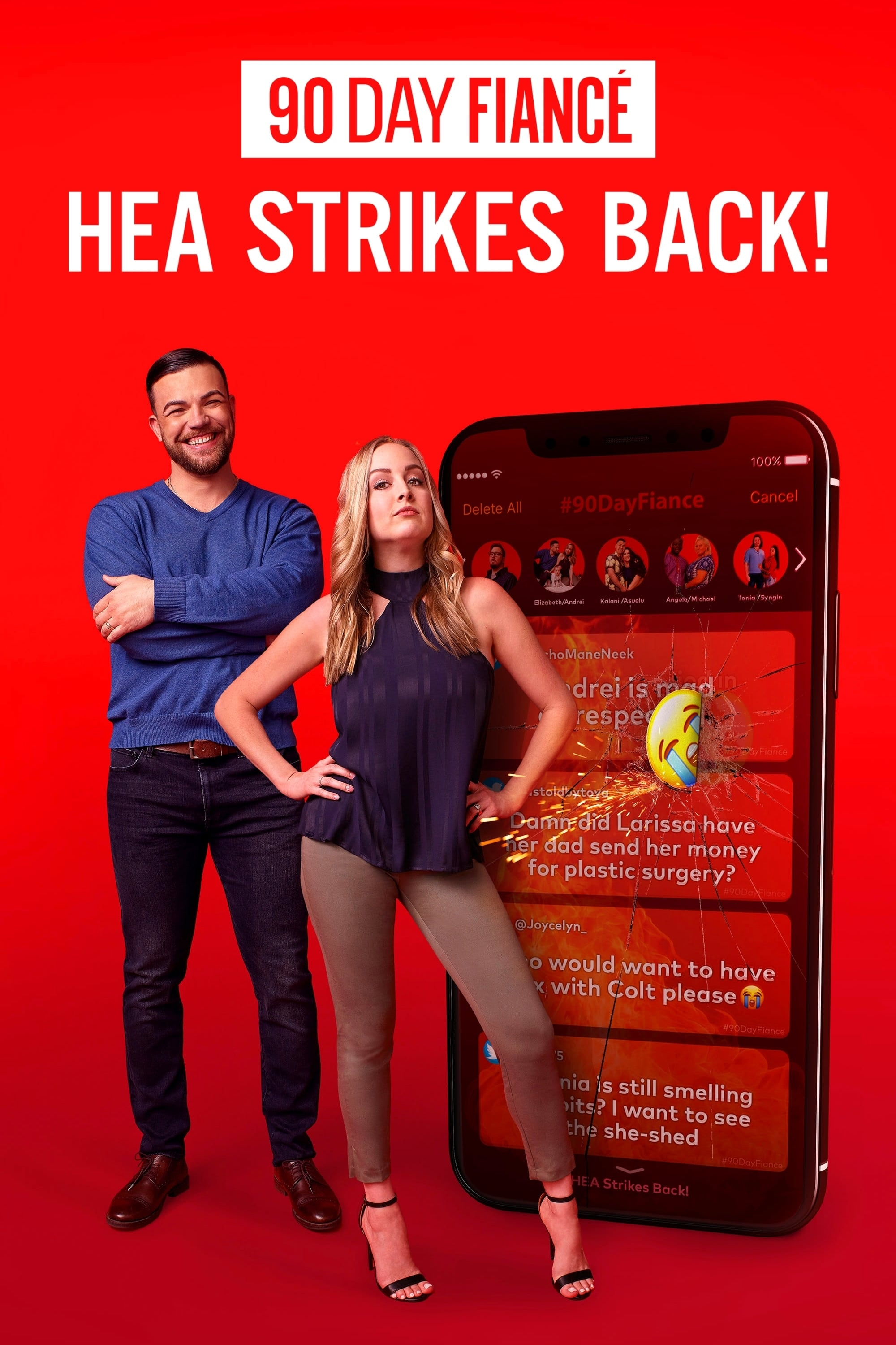 90 Day Fiancé: HEA Strikes Back!