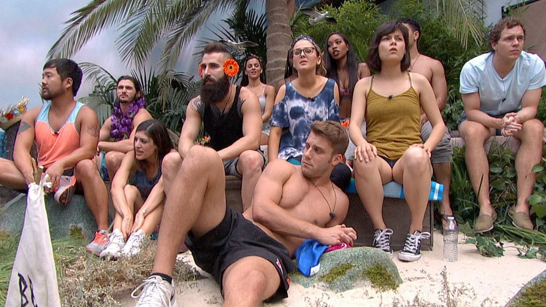 Big Brother Season 18 :Episode 2  Premiere (2)