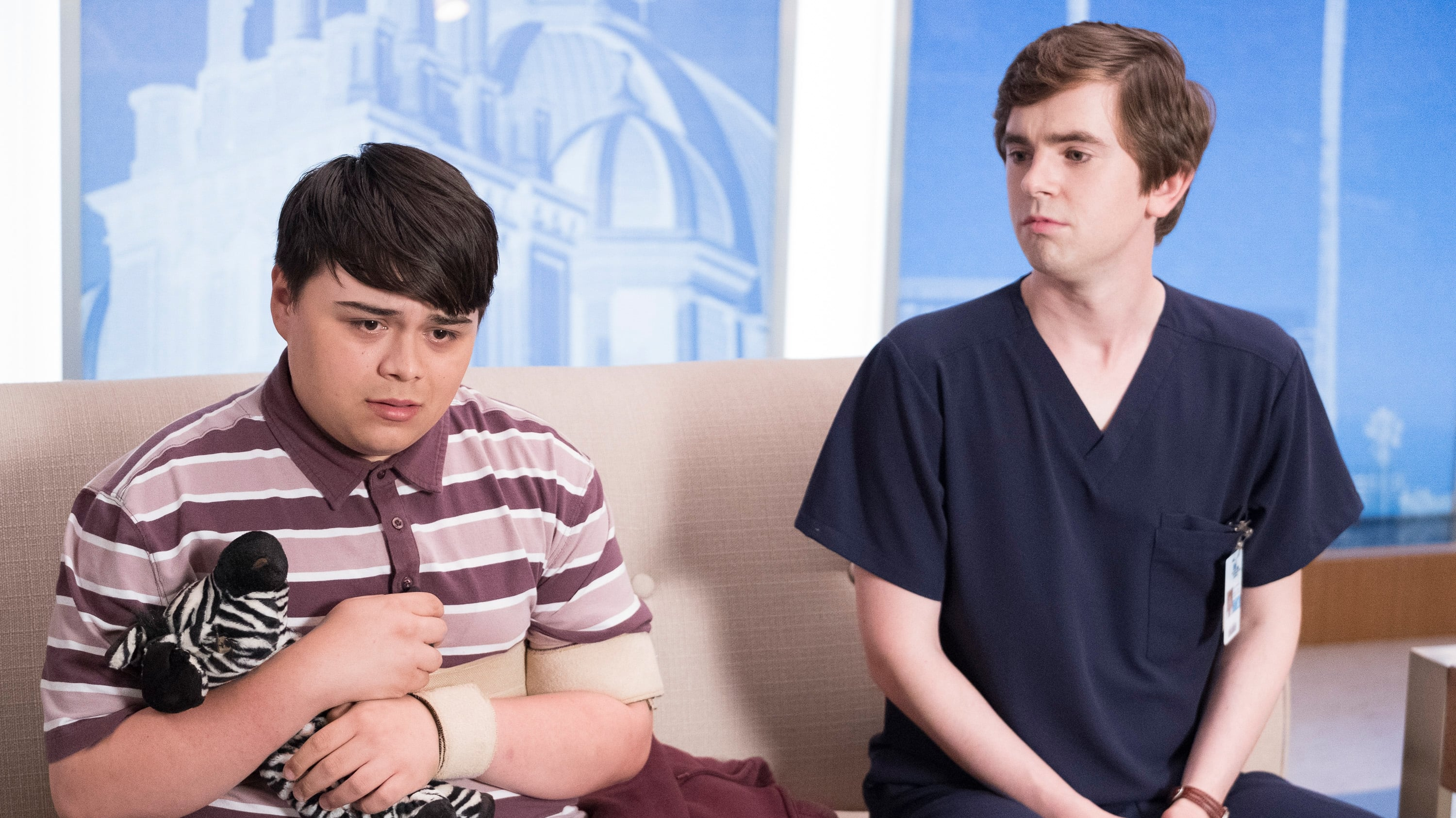 The Good Doctor Season 2 :Episode 4  Tough Titmouse