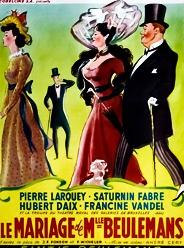The Marriage of Mademoiselle Beulemans (1950)