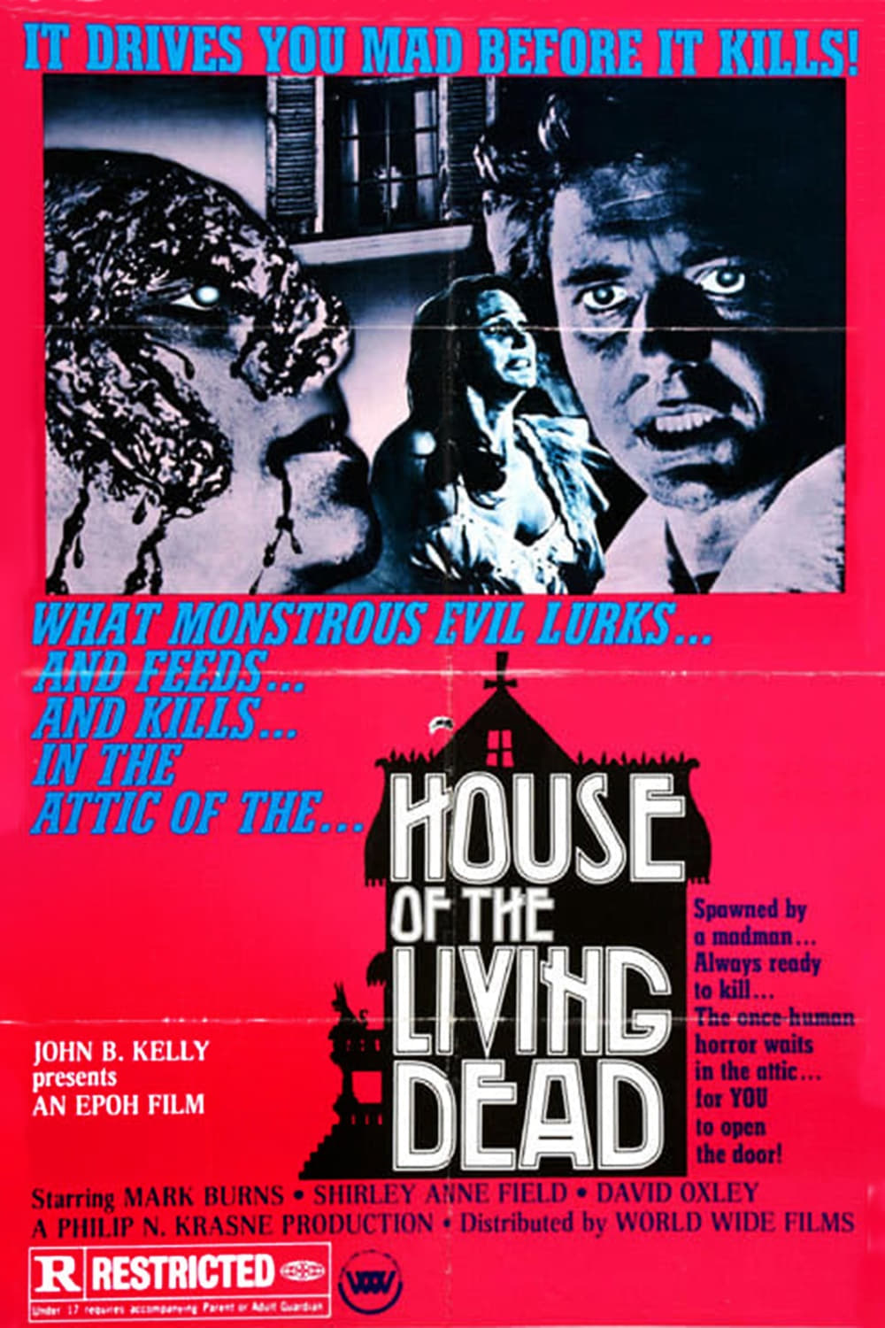 House of the Living Dead on FREECABLE TV