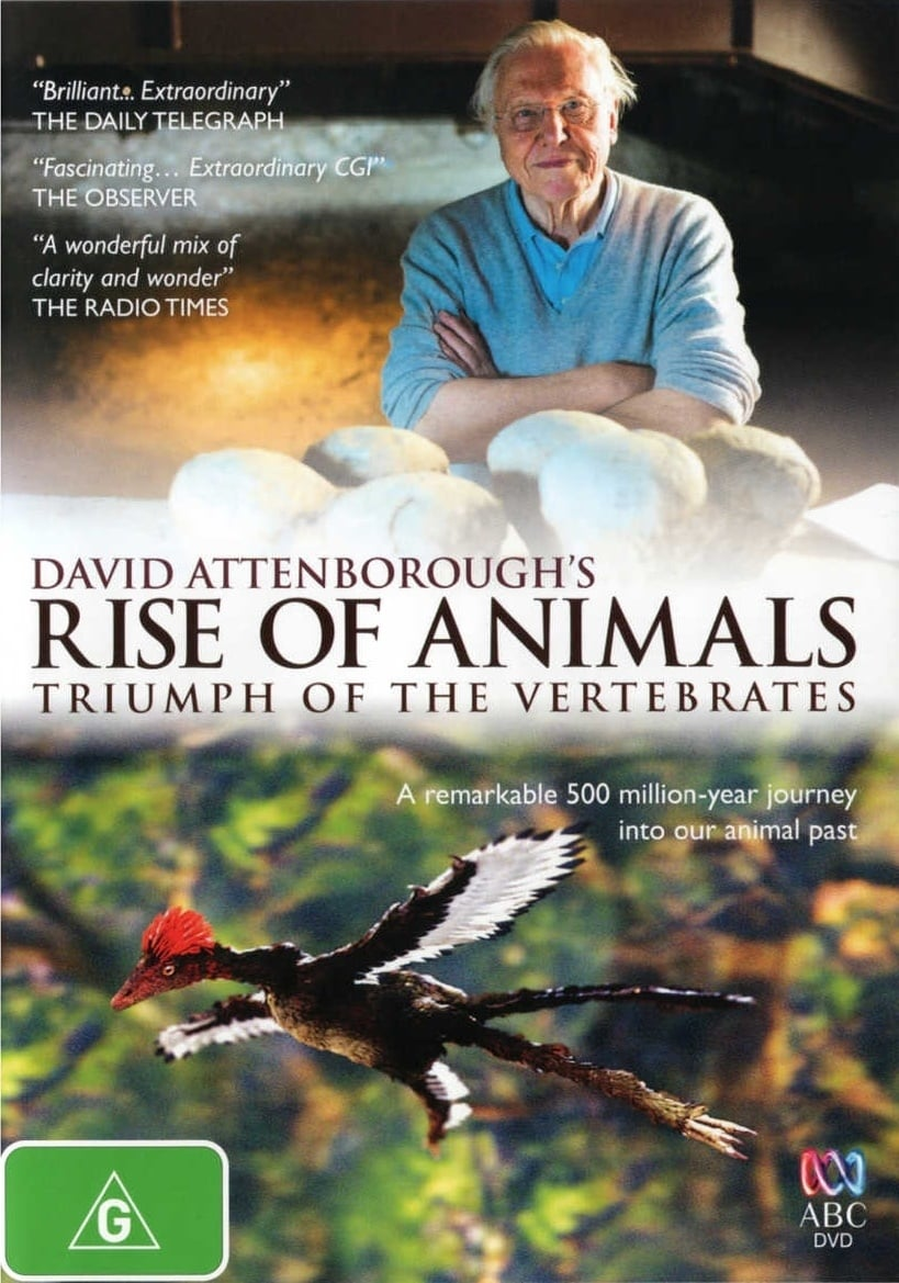 rise of the animals triumph of From the seas to the skies from the seas to the skies david attenborough's rise of animals: triumph of the vertebrates.