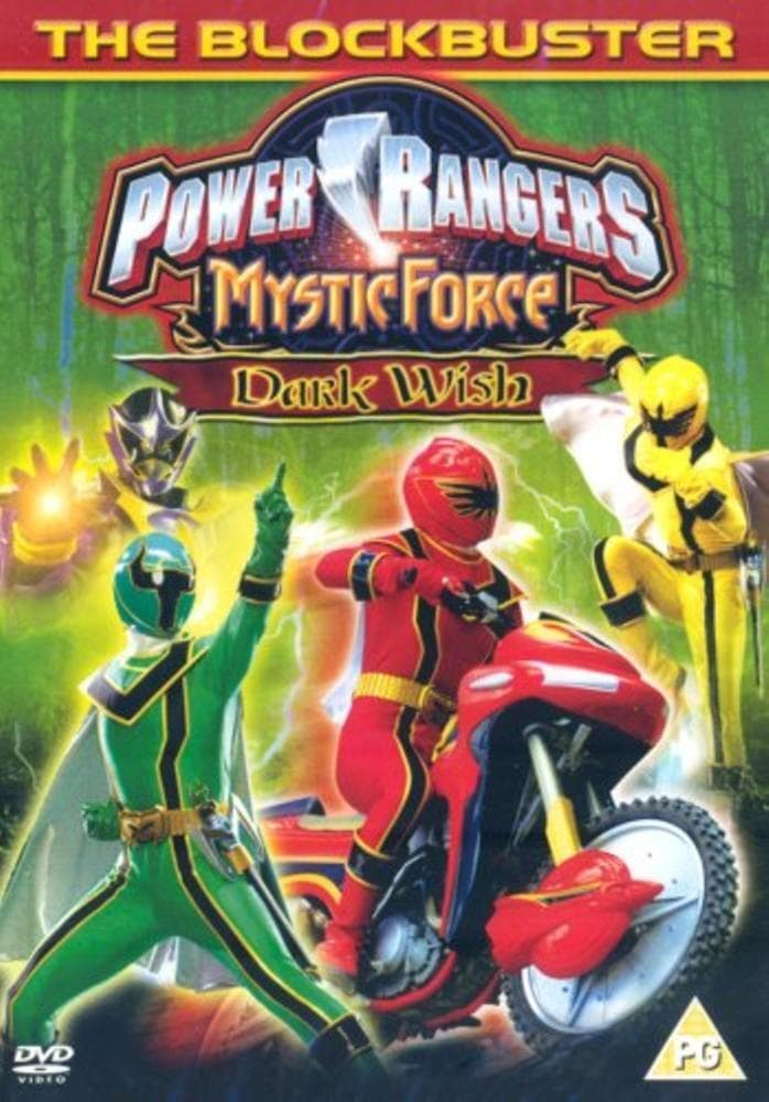 Power Rangers Mystic Force: Dark Wish