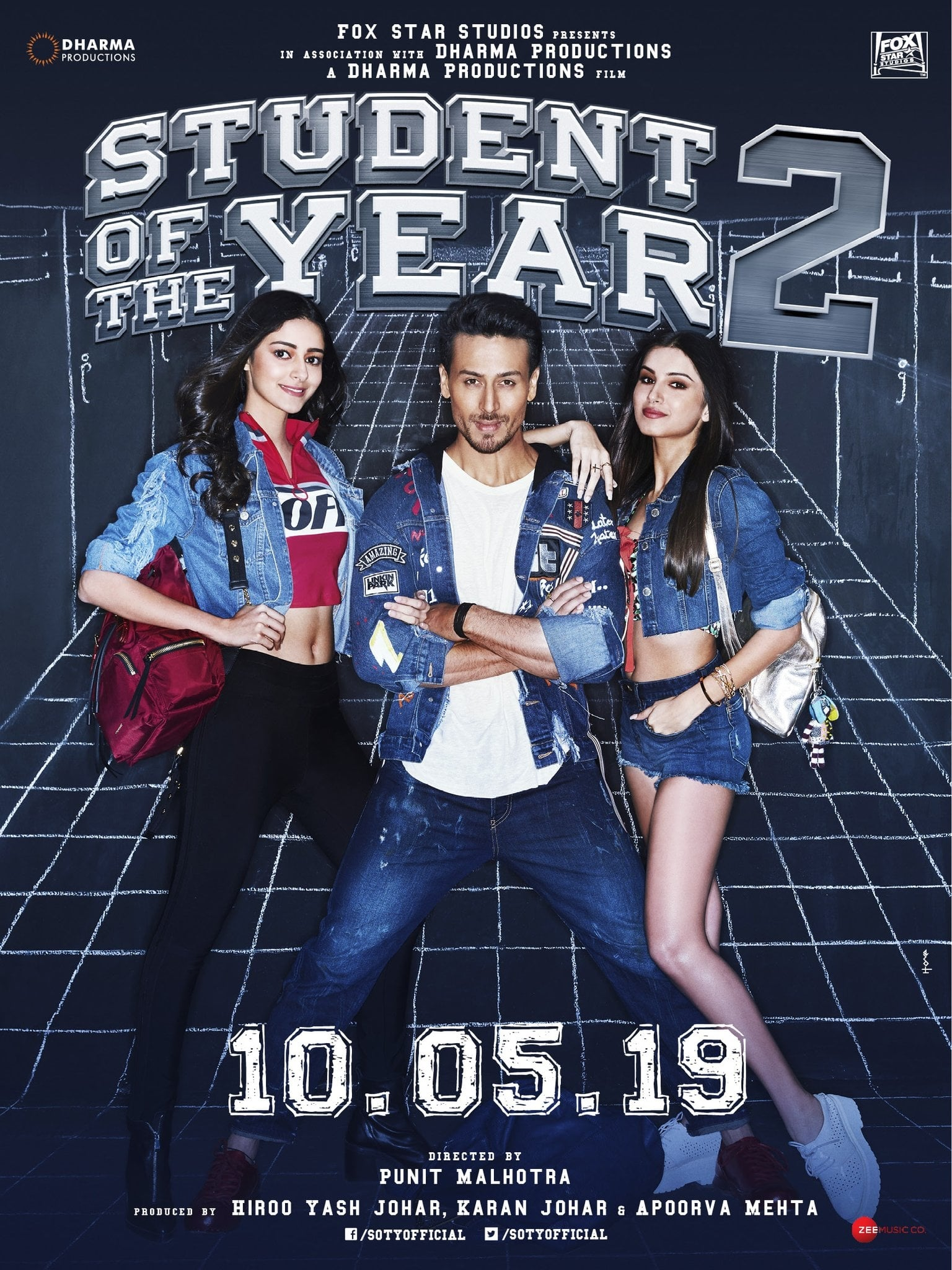 Student of the Year 2 Full Movie HD Online