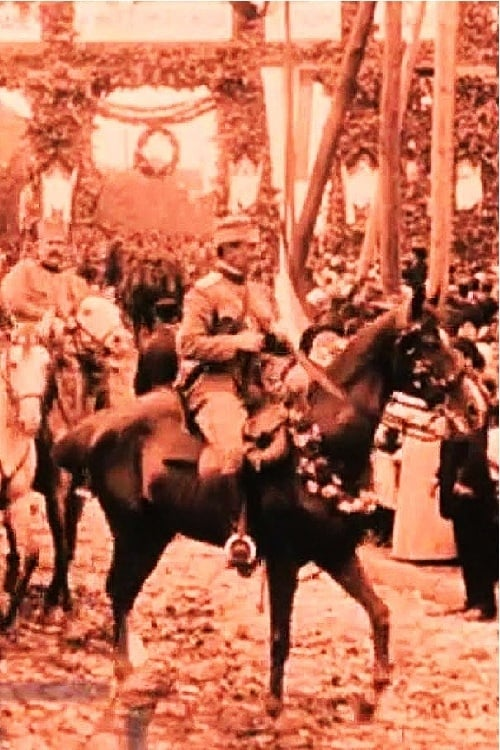 The Return of the Victorious Serbian Army (1913)