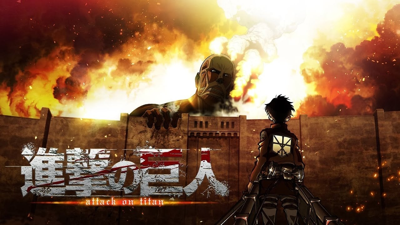 Attack on Titan Season 0 :Episode 14  Attack on Titan Movie Part I: Crimson Bow and Arrow