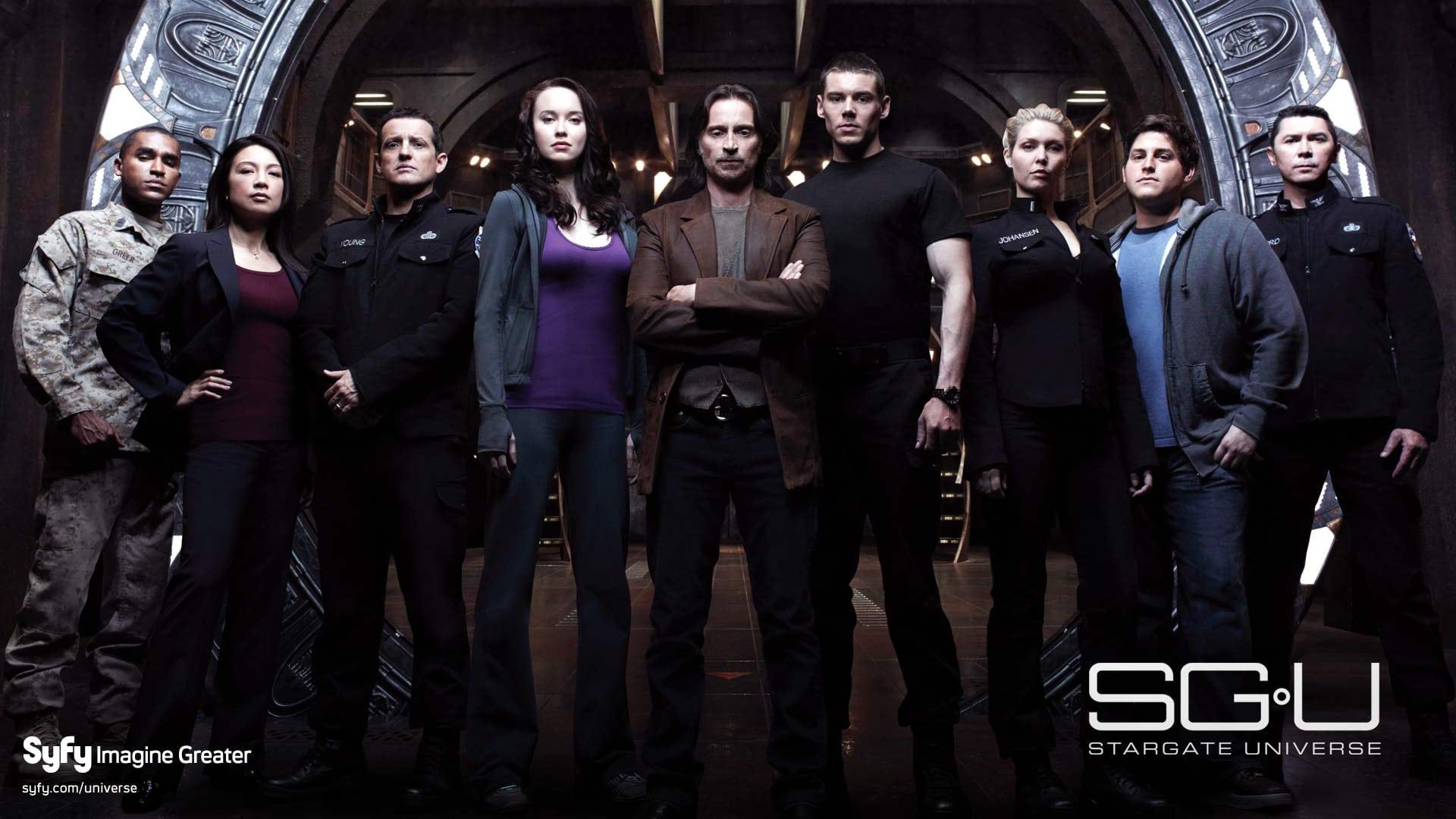 Laatste seizoen Stargate Universe gaat 20 mei verder op Syfy