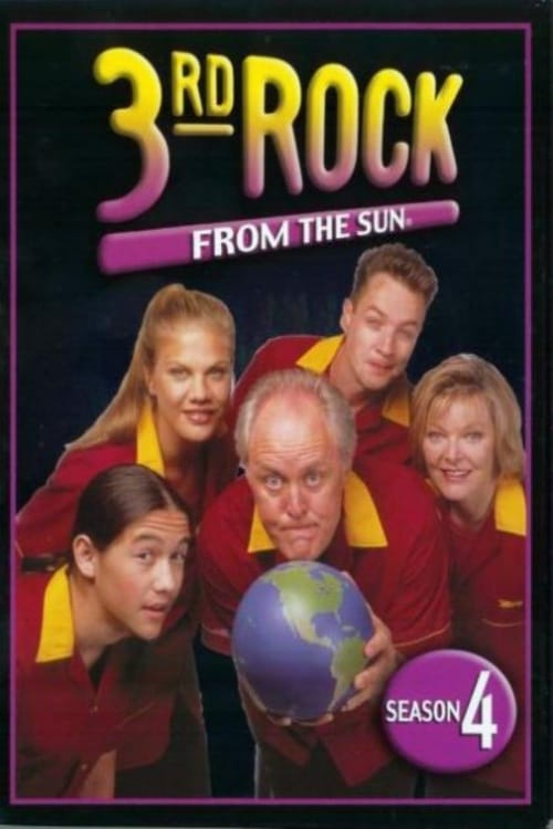 3rd Rock from the Sun Season 4