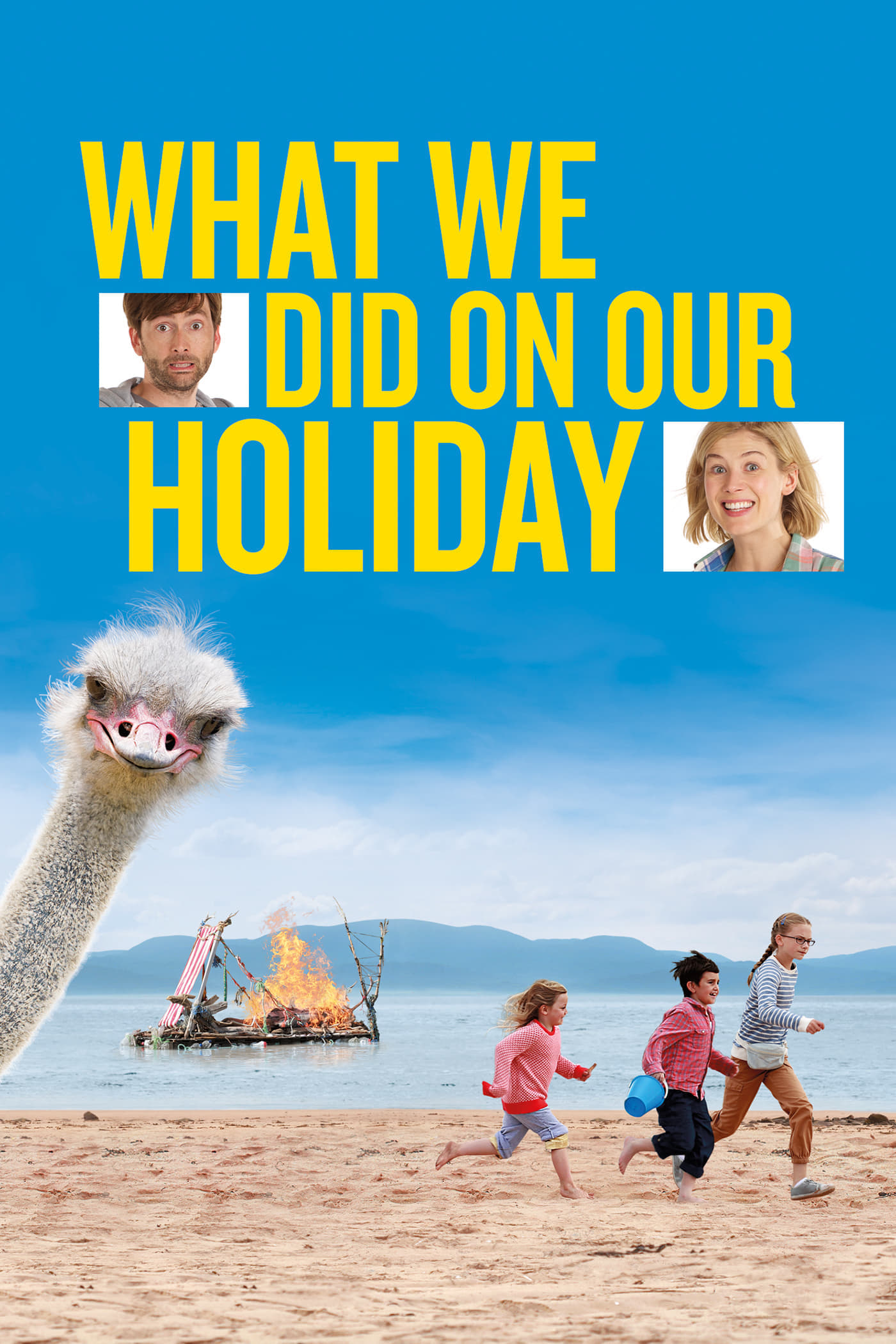 What We Did on Our Holiday on FREECABLE TV