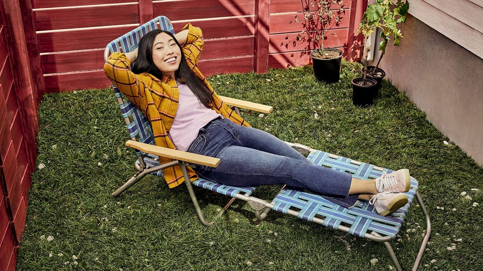 Awkwafina; er is nieuwe titel voor Comedy Central-serie