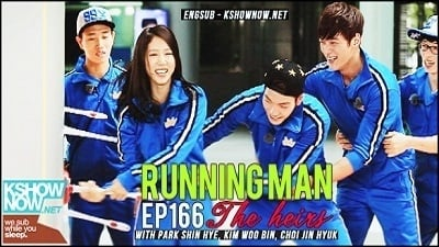 Running Man Season 1 :Episode 166  The Heirs