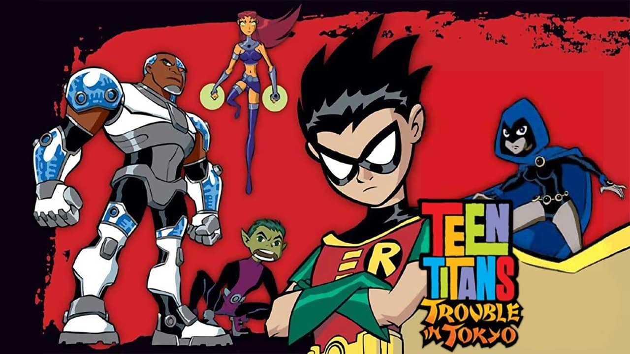 Teen Titans Trouble In Tokyo 123Movies