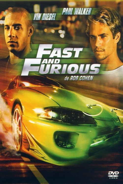 fast and furious film 2001 rob cohen. Black Bedroom Furniture Sets. Home Design Ideas