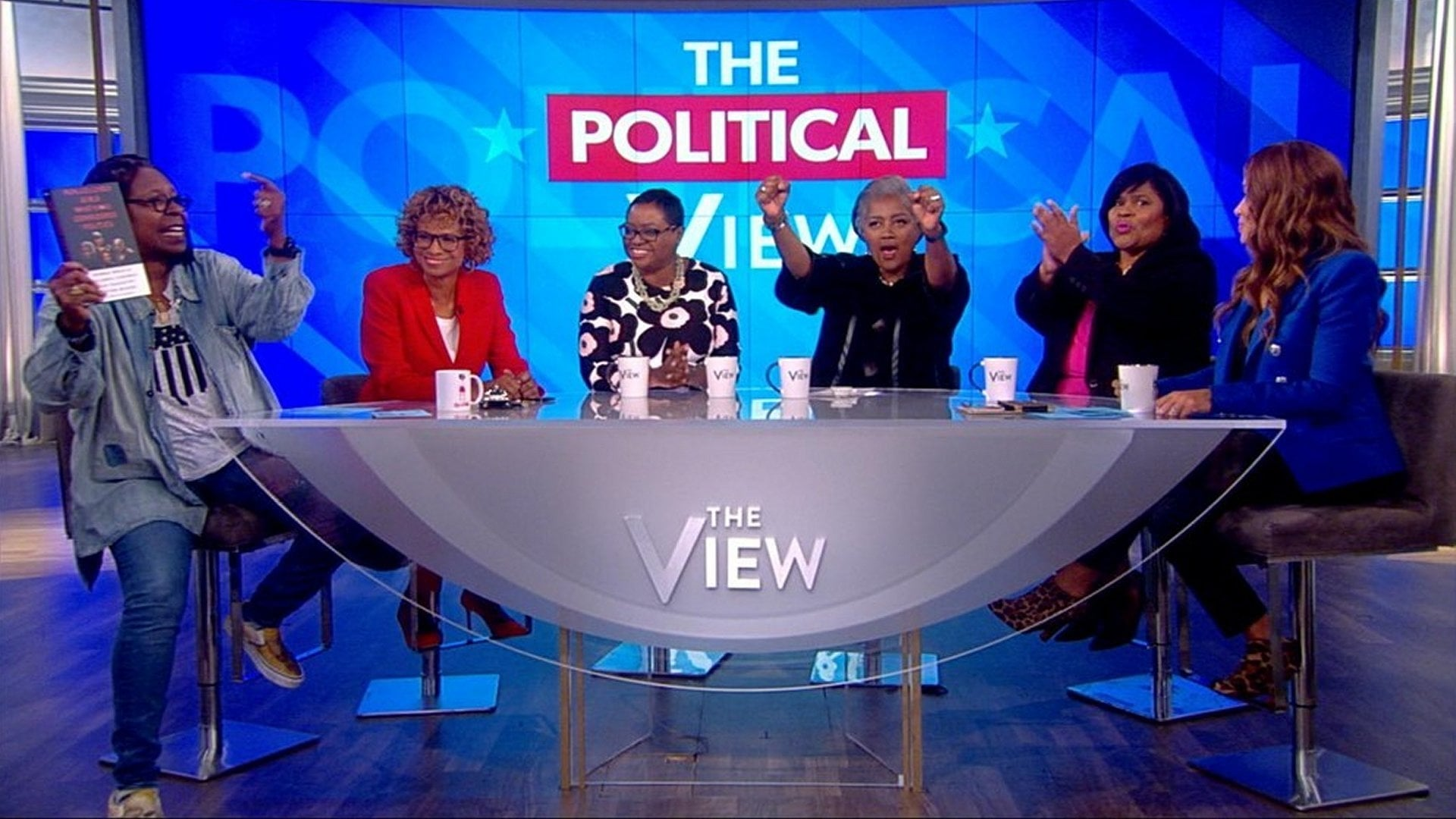 The View Season 22 :Episode 23  Colored Girls