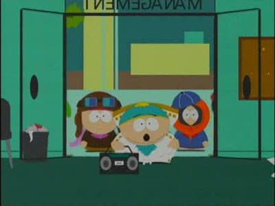 South Park Season 4 :Episode 8  Something You Can Do with Your Finger