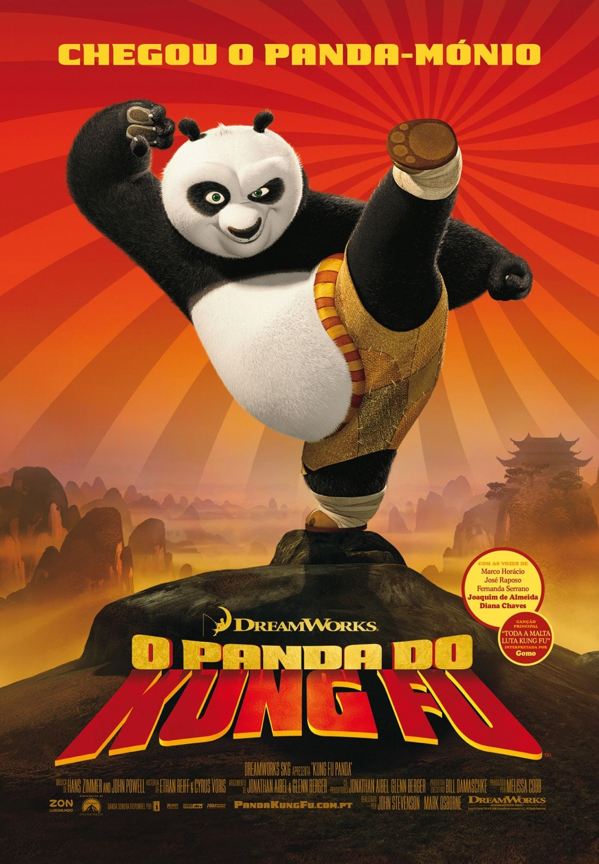 Kung Fu Panda 3 Stream English