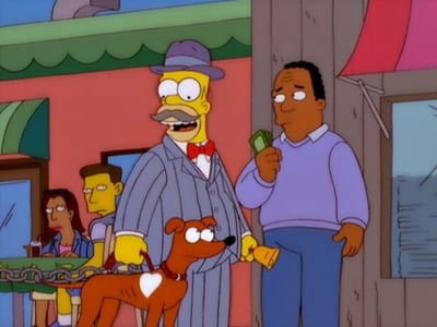 The Simpsons - Season 12 Episode 7 : The Great Money Caper