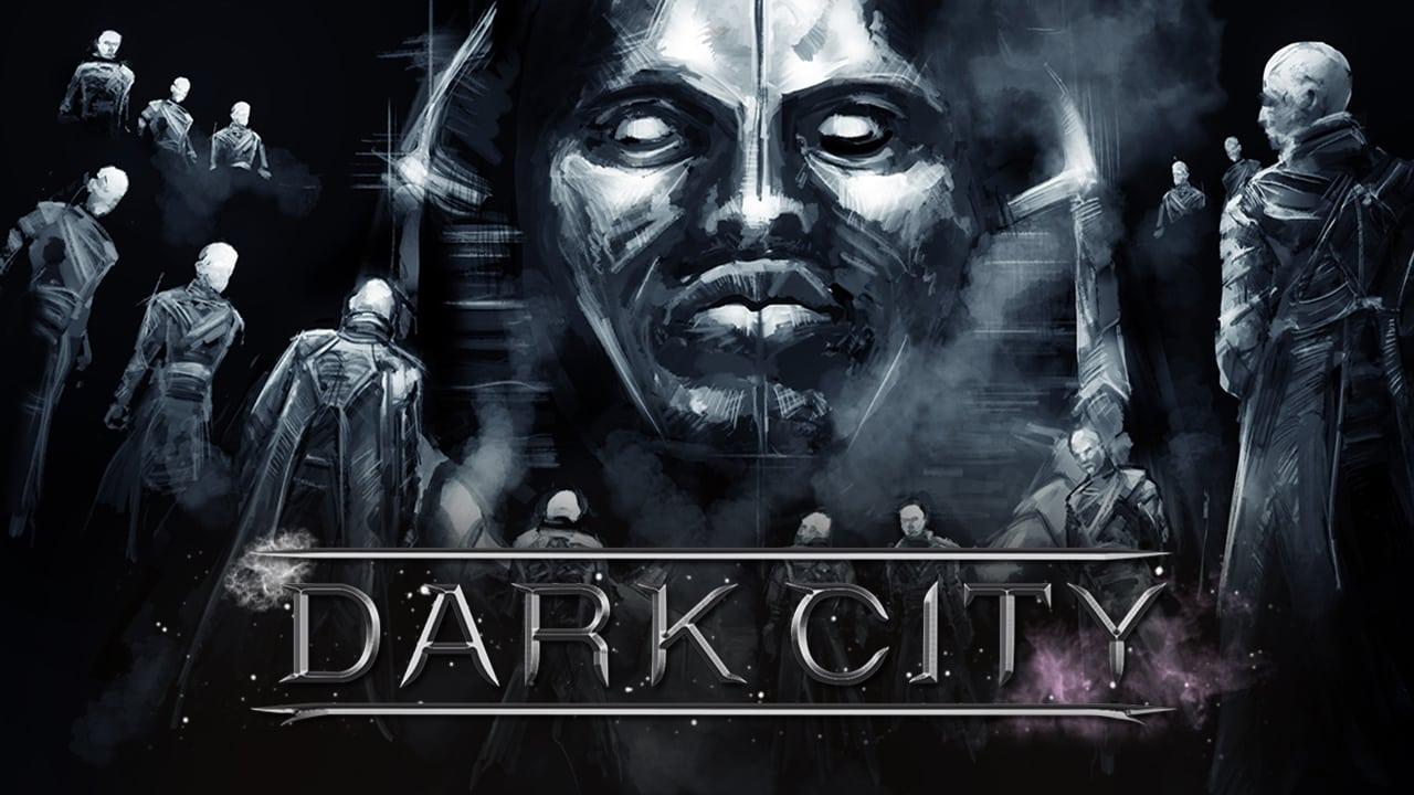 Градът на мрак