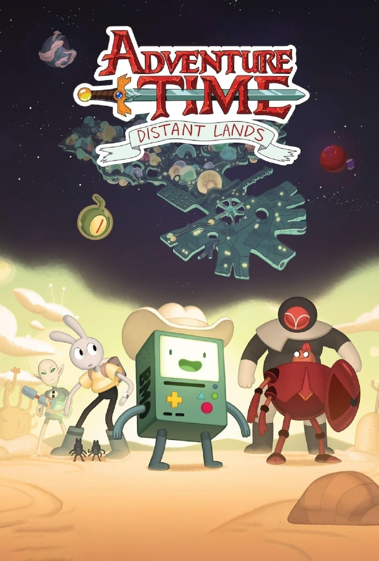 Adventure Time: Distant Lands - BMO (2020)