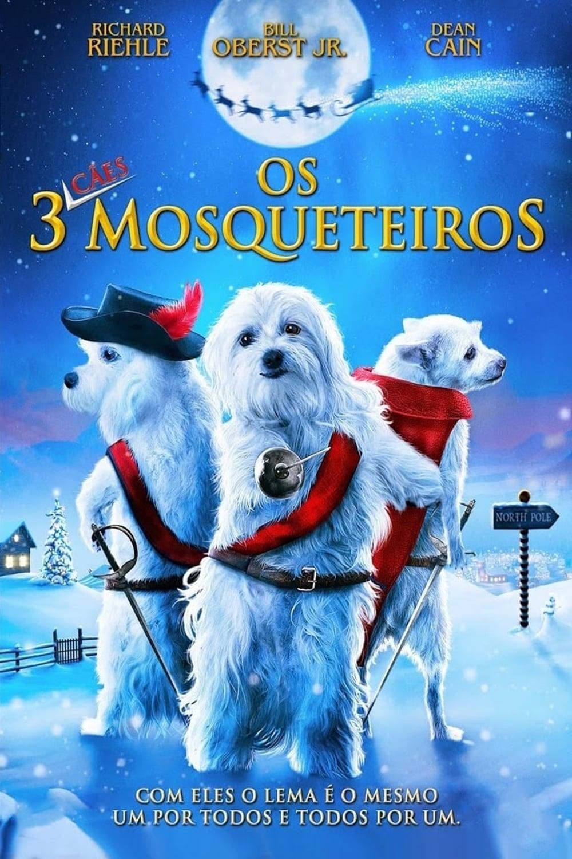 The Three Dogateers (2014)