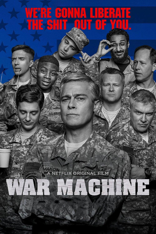 War Machine Film
