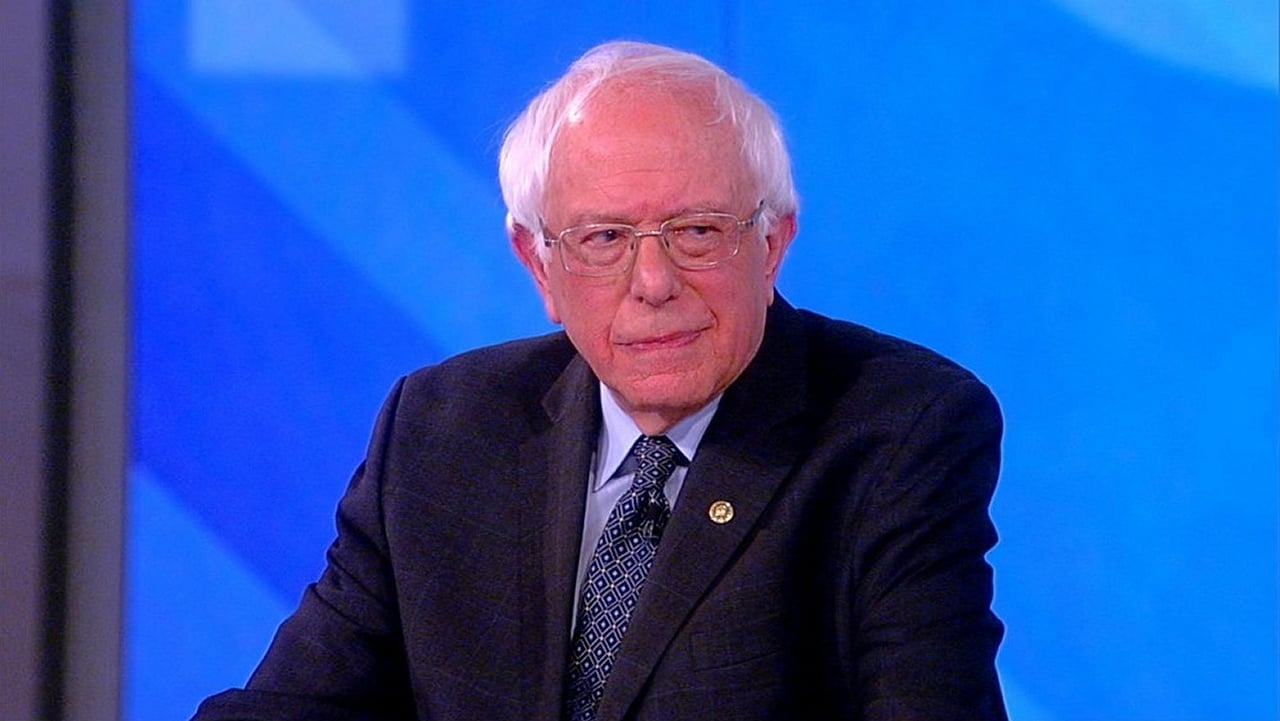 The View Season 22 :Episode 112  Bernie Sanders