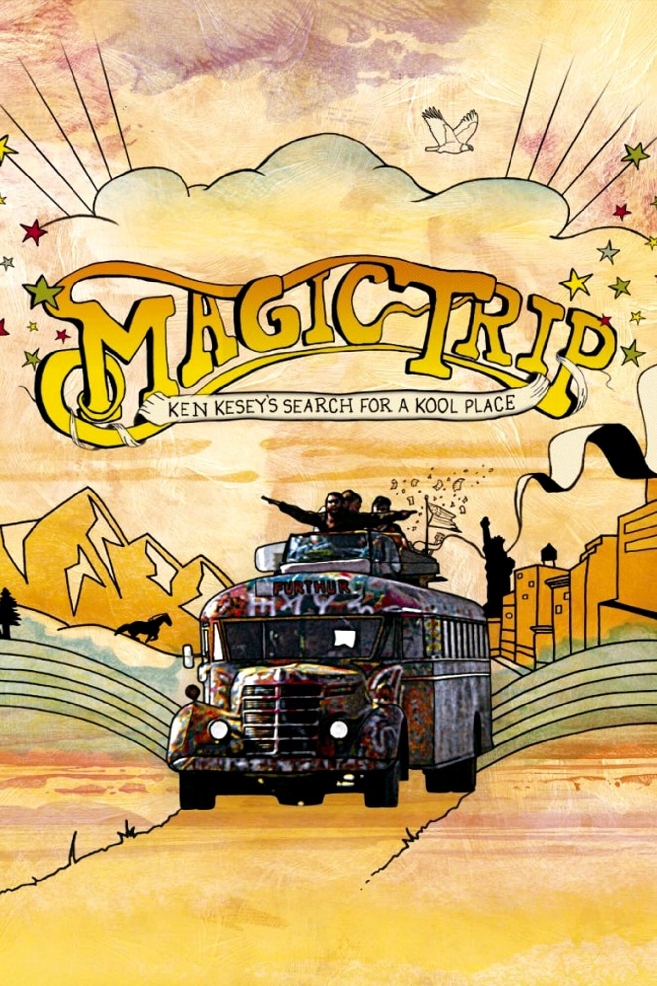 Magic Trip: Ken Kesey's Search for a Kool Place on FREECABLE TV