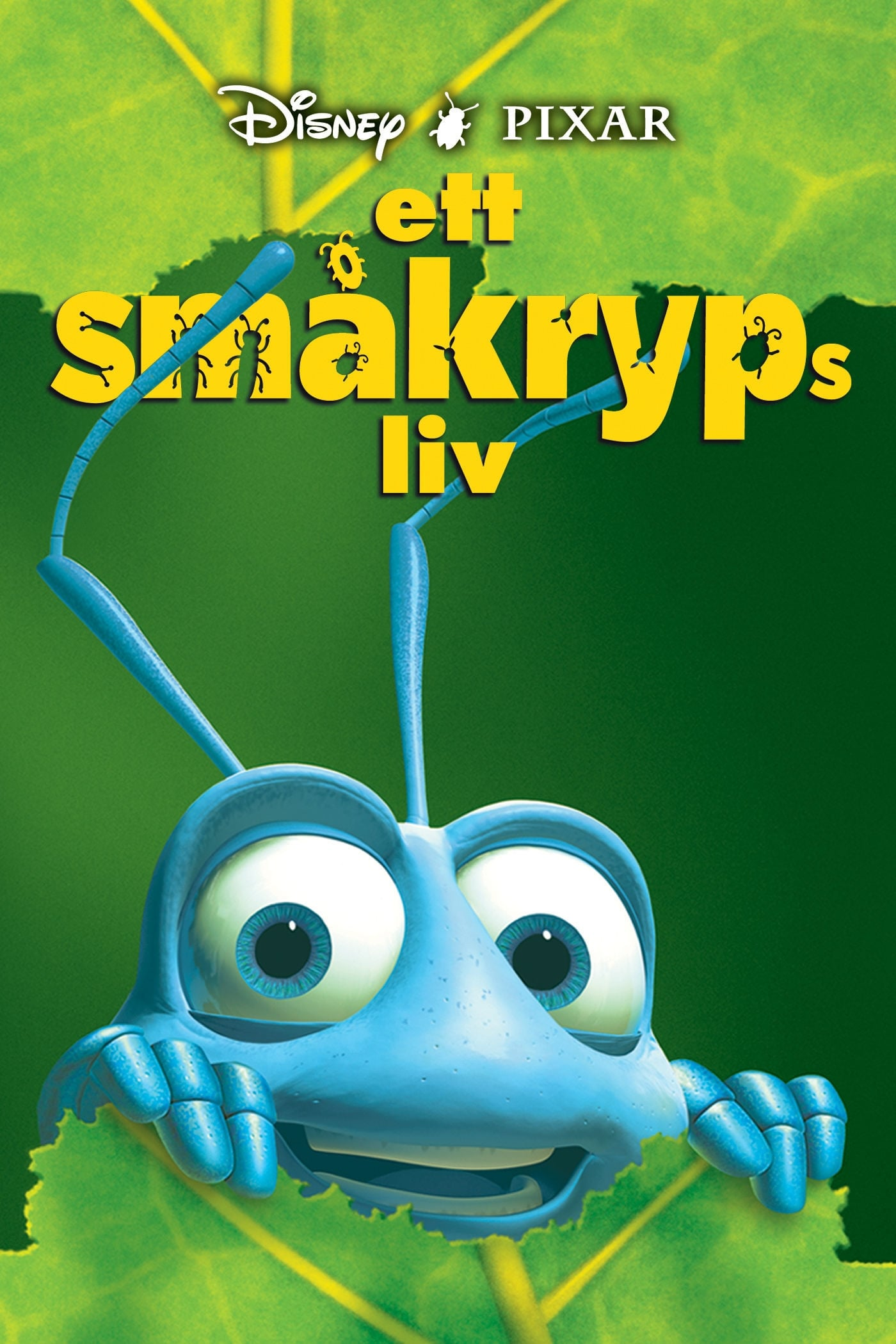 This is a picture of Mesmerizing A Bug's Life Poster