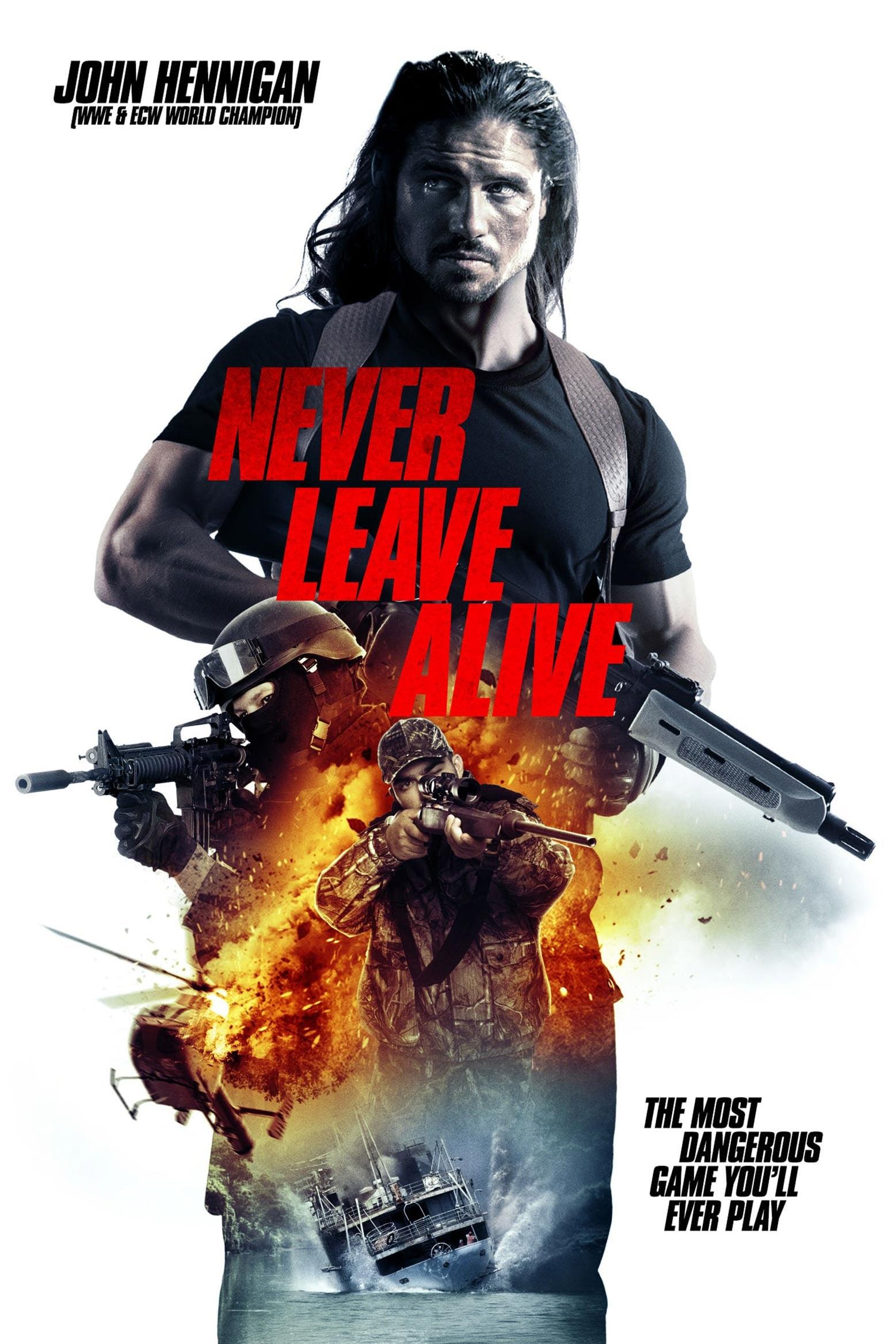 Xem Phim Đừng Từ Bỏ Sự Sống - Never Leave Alive Full Vietsub | Thuyết Minh HD Online