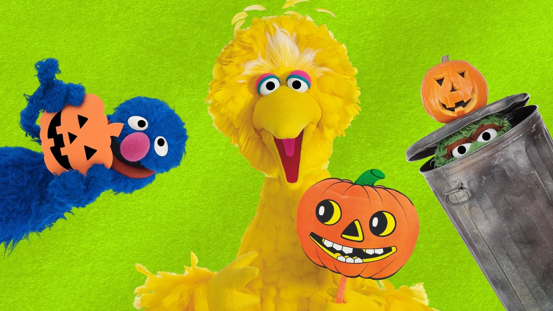 Sesame Street Season 46 :Episode 35  Halloween