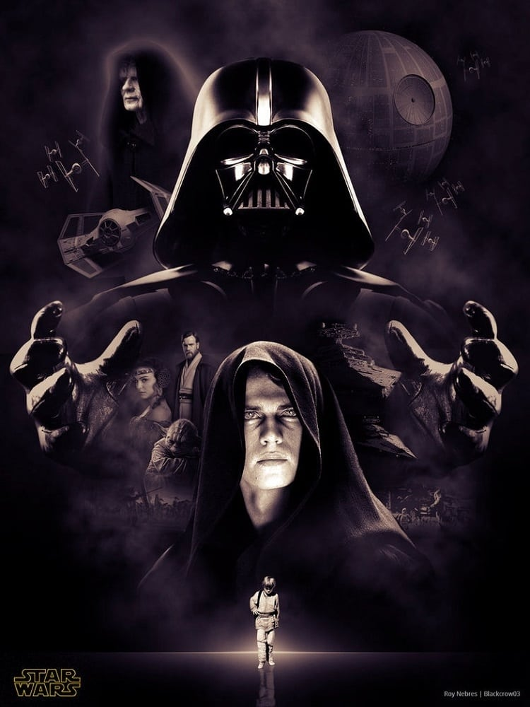 Ver Rise of Darth Vader Online HD Español ()