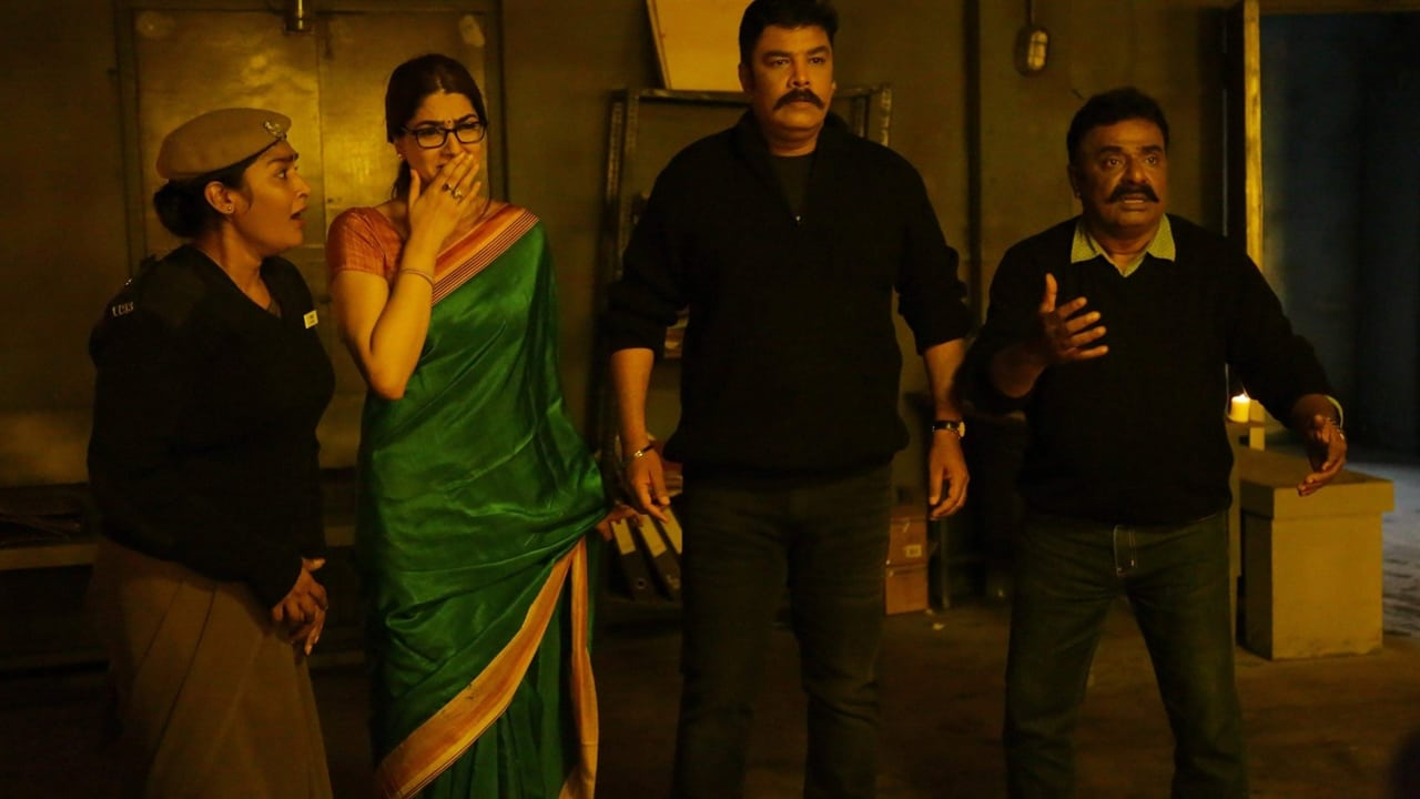 Qatil Saya – Iruttu (2019) Hindi Dubbed & Tamil WEB-DL HEVC 480p & 720p | GDrive | MLWBD.COM