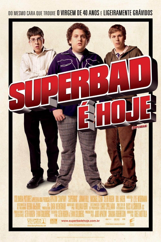 capa Superbad: É Hoje