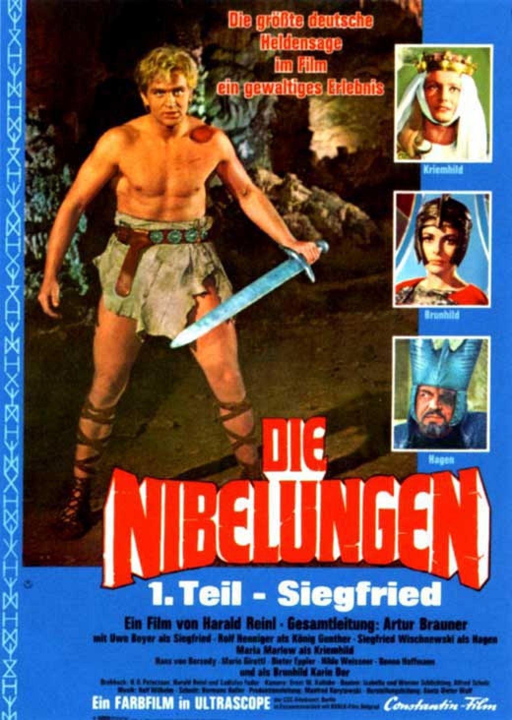 Siegfried Stream Deutsch