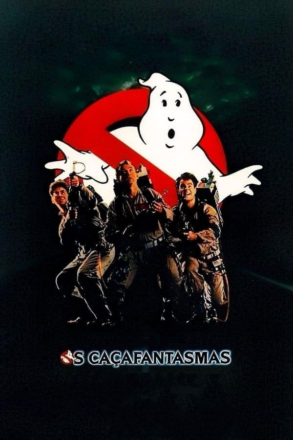 Os Caça-Fantasmas Dublado